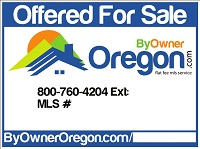 By Owner Oregon For Sale Sign