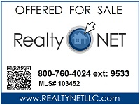 Custom Realty NET For Sale Sign